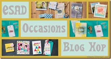 ESAD  ocassions blog hop